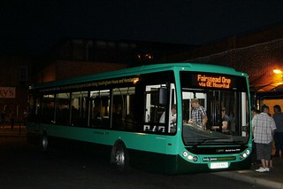 NG 107 YJ59NNZ Late Night FairsteadOne © David Bell