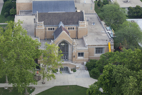 above sky booth campus high university library flight aerial charleston aerialphotography birdseyeview coles poweredparachute eiu easternillinoisuniversity easternillinois boothlibrary colescounty jaygrabiec larryannis