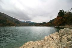 Lake Okutama - 02