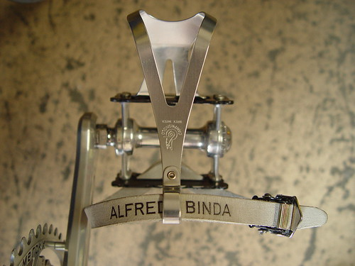 Alfredo Binda Extra Toe Strap