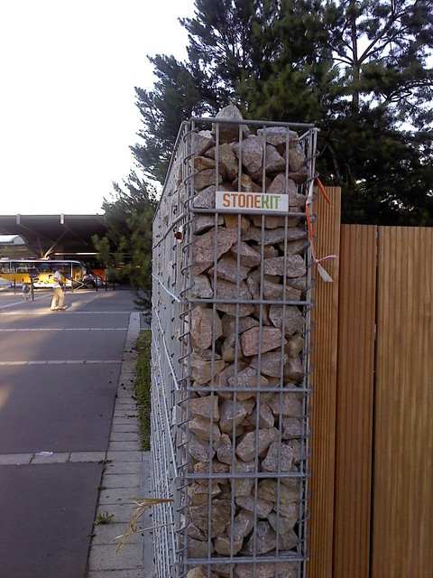 Mur De Cloture En Gabion : photo ~ Edinachiropracticcenter.com Idées de Décoration