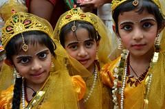 Krishna 2.  Thekkady