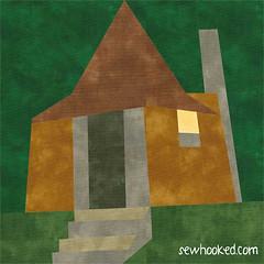 Hagrid's Hut, 2014