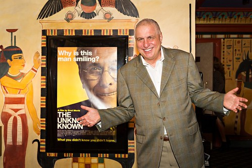 Errol Morris at The Unknown Known, Exclusive LA Screening with Errol Morris