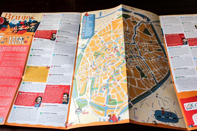 Mapas y guías de ciudades Use-It