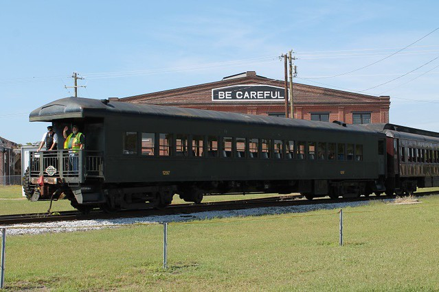 North Carolina Transportation Museum