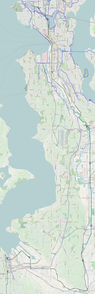 Part 1: To Tacoma