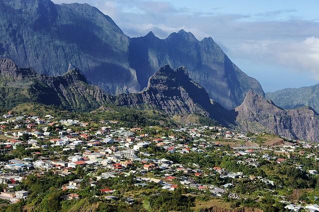 Inselinnere La Réunion