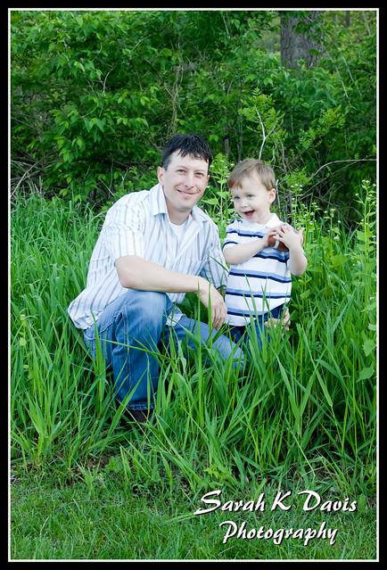 Daddy & Wyatt