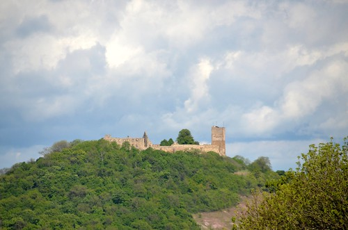 Dtsl. '14 (3) Burg Gleichen (Drei Gleichen)