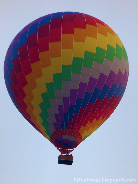 02 Pha Poak Early Morning Ballooning