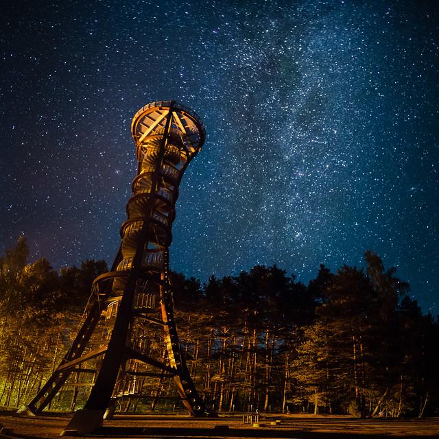 Labanoras tower