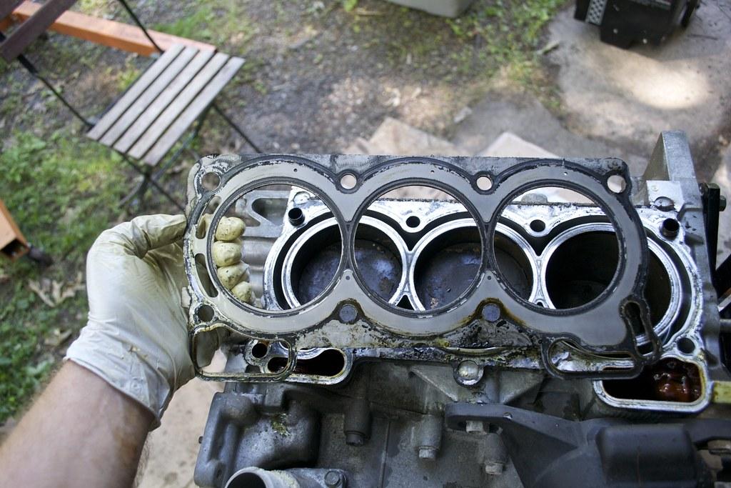 Subaru h6 head gasket