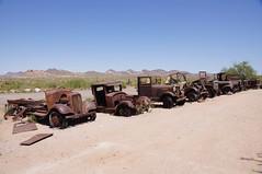 2011-06-05 Arizona, Apache Trail  005 Goldfield