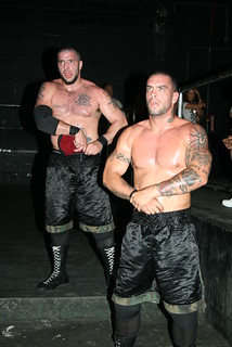 Dark City Fight Club vs. The Briscoe Brothers