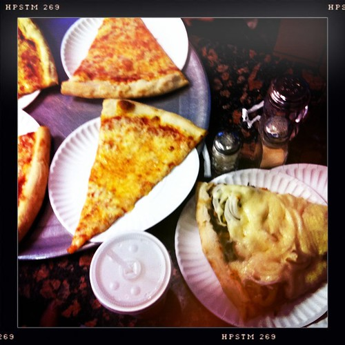 Ray's Pizza of Greenwich Village