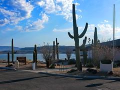 Lake Pleasant Visitor Center