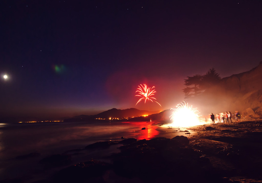 July 4th in the SLO Bay