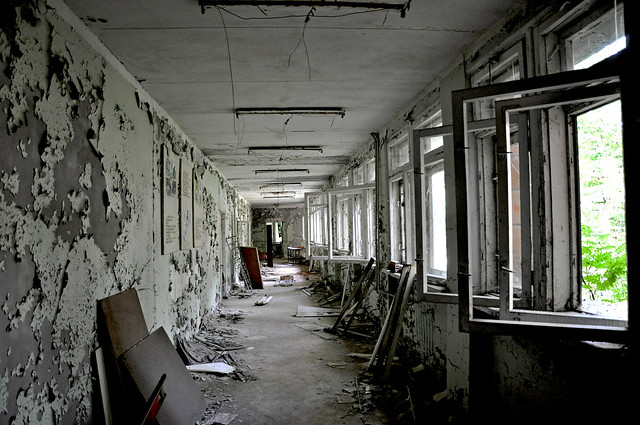 Pripyat school by CC user jenniferboyer on Flickr