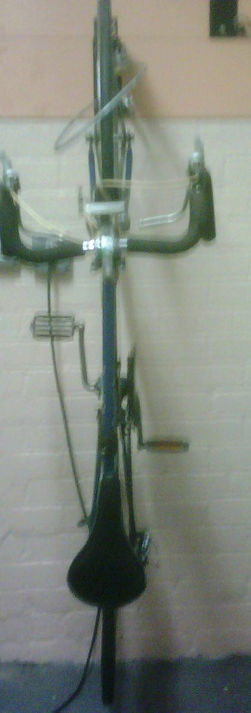 """Indoor Bike Storage Spring St SOHO NYC"""