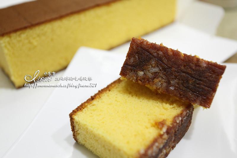 福砂屋蜂蜜蛋糕