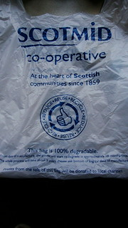 Scotmid Carrier Bag