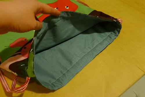 P.E Bag