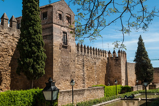 Fortification walls of Córdoba, Andalusia
