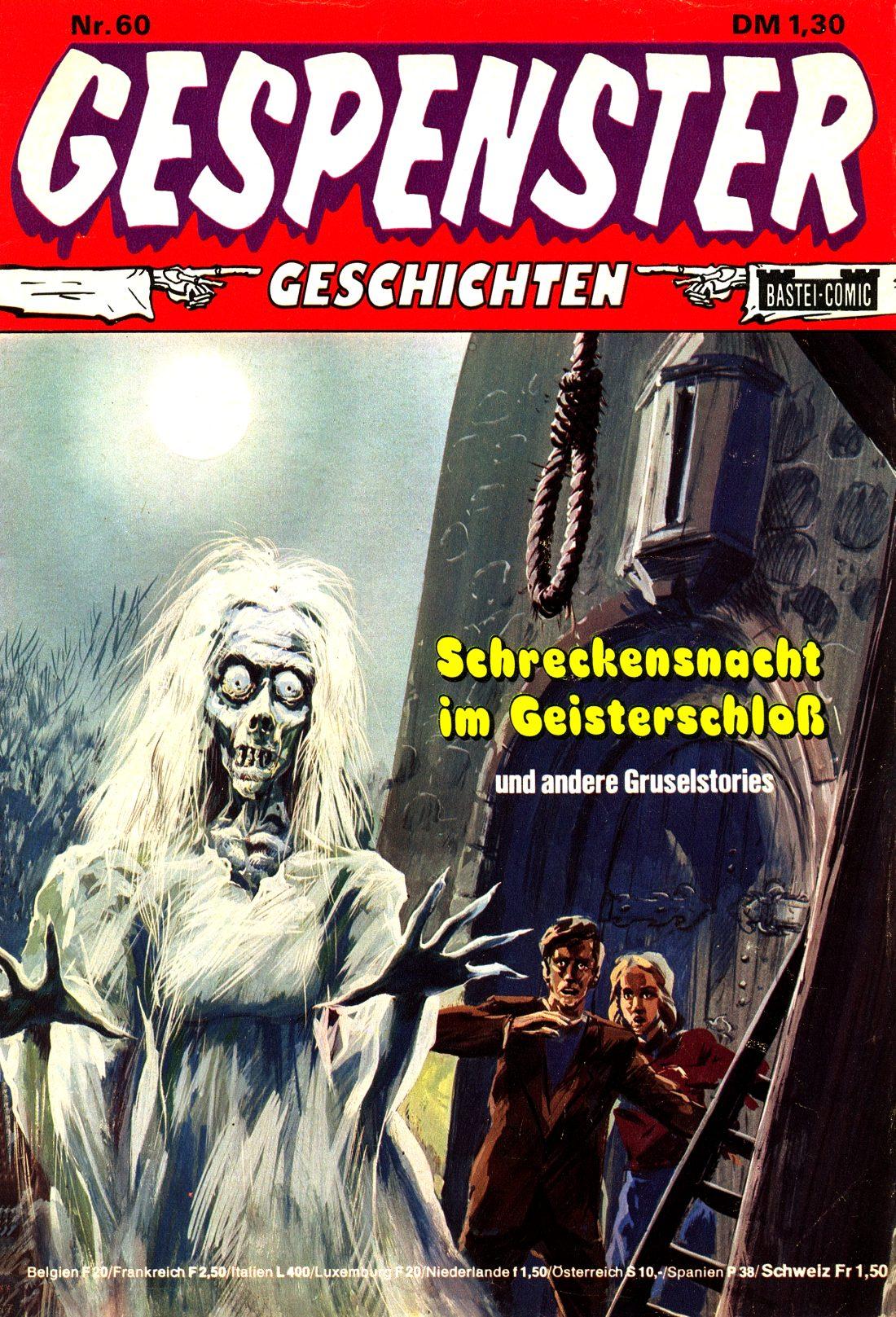 Gespenster Geschichten - 60