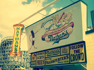 Vintage Style Nathans!