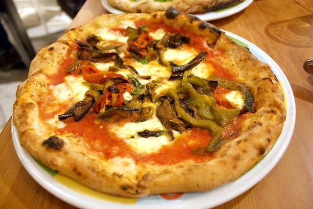 Verduretta Pizza