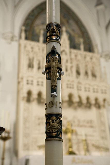365.232 New Paschal Candle
