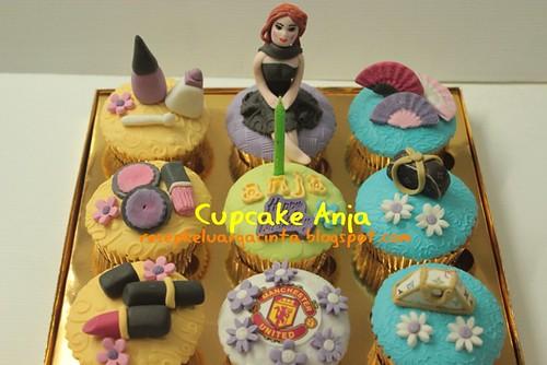 Girly Cupcakes Anja