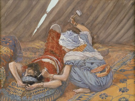 Tissot_Jael_Smote_Sisera,_and_Slew_Him
