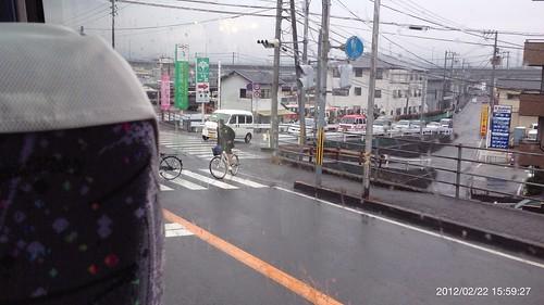 大阪行きの高速バス