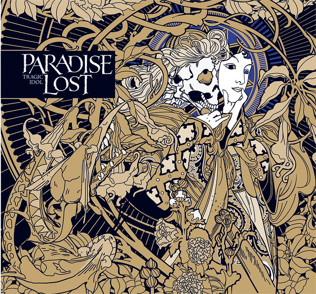 Paradise Lost tragic idol review tour gig listings