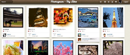 A little Pinterest in your Instagram | Pinstagram