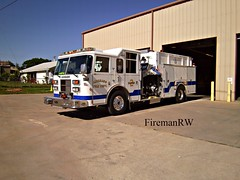 Alvarado, TX FD Engine 2