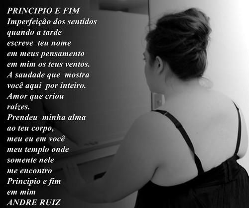 PRINCIPIO E FIM by amigos do poeta