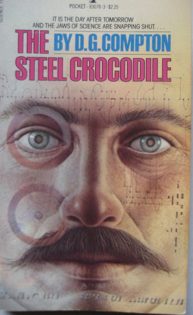 The Steel Crocodile - D. G. Compton