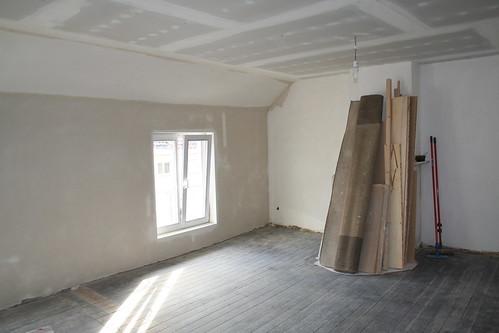 Kijk, het is een echte kamer.