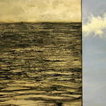 "Artist: Lanny DeVuono, Title: After Empire #11, Courtesy of David B. Smith Gallery - Arvada Center SPACES Theater Gallery June 7 - August 26, 2012   The work of both Lanny DeVuono and Earl Schofield explore untouched space - the landscape, the open vista, the sky, the oceans and the clouds.  <a href=""http://arvadacenter.org/galleries/summer-gallery-exhibition-2012-faces-places-and-spaces"" rel=""nofollow"">arvadacenter.org/galleries/summer-gallery-exhibition-2012...</a>"