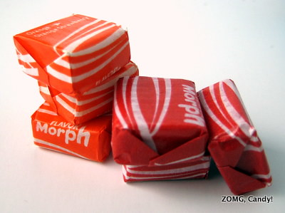 Starburst Flavor Morph