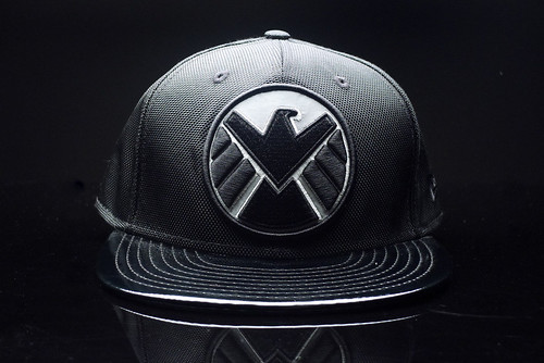 "Marvel x New Era – ""Avengers Shield"" 59Fifty Fitted"