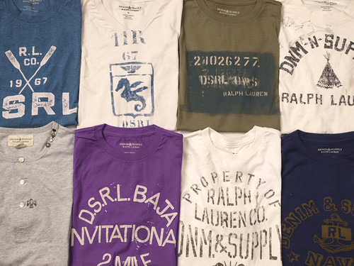 Denim & Supply / S/S T-Shirts