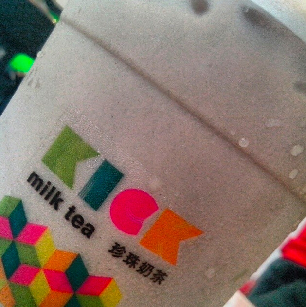 KICK MILK TEA DAET
