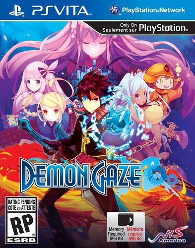 Demon Gaze artbox