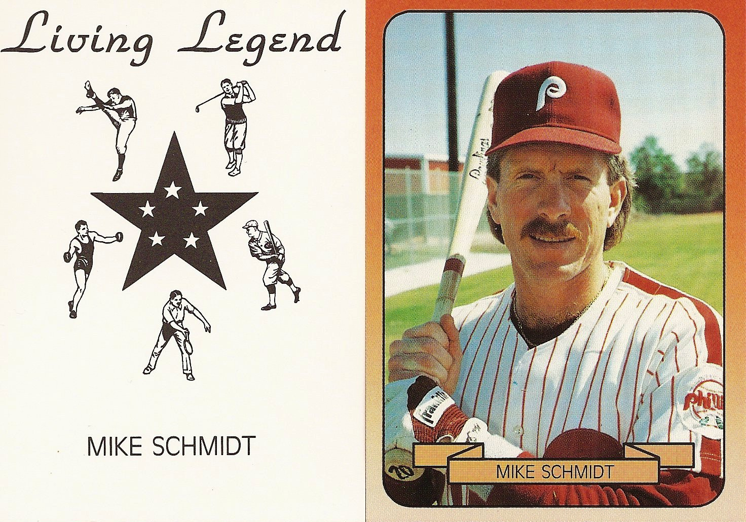 Mike Schmidt Price List Supercollector Catalog