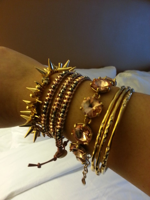 Stella & Dot Arm Party http://www.stelladot.com/ching