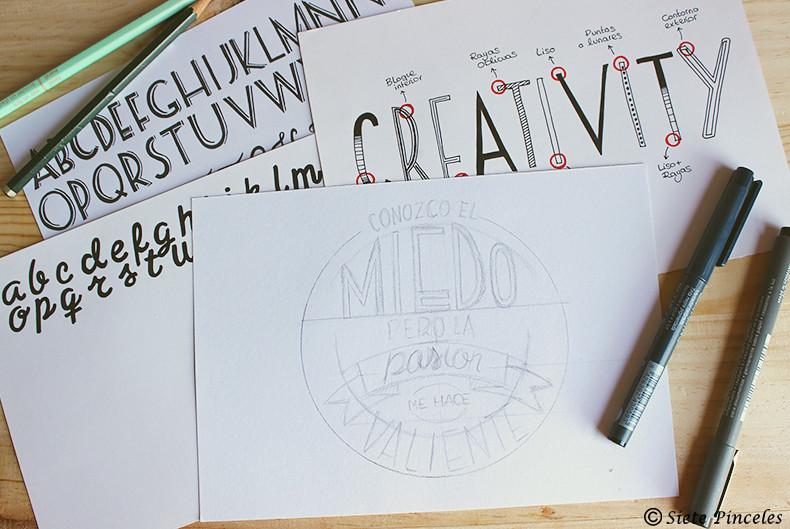 hand lettering aprender caligrafia 21